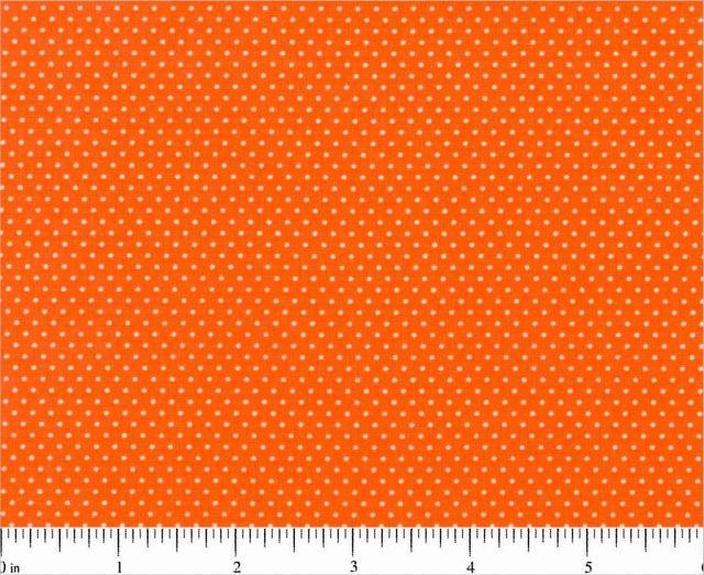 Orange Mini Dots