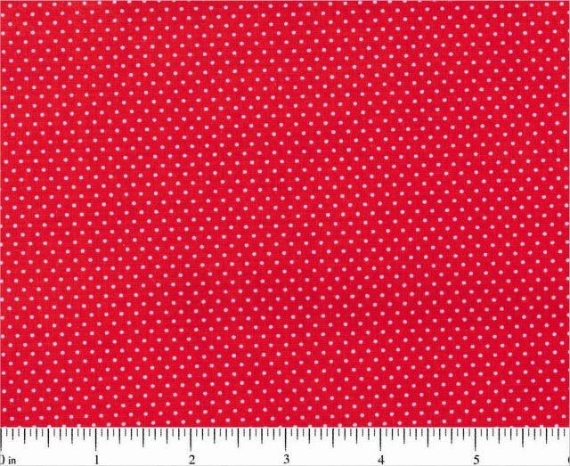 Red Mini Dots