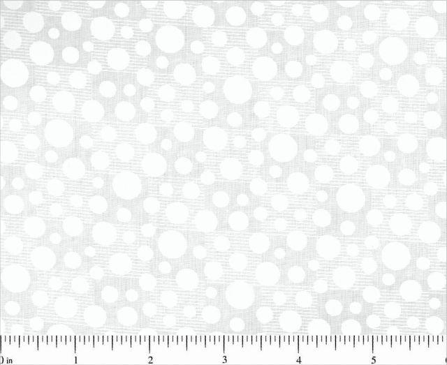 Tone-on-Tone, White Circles