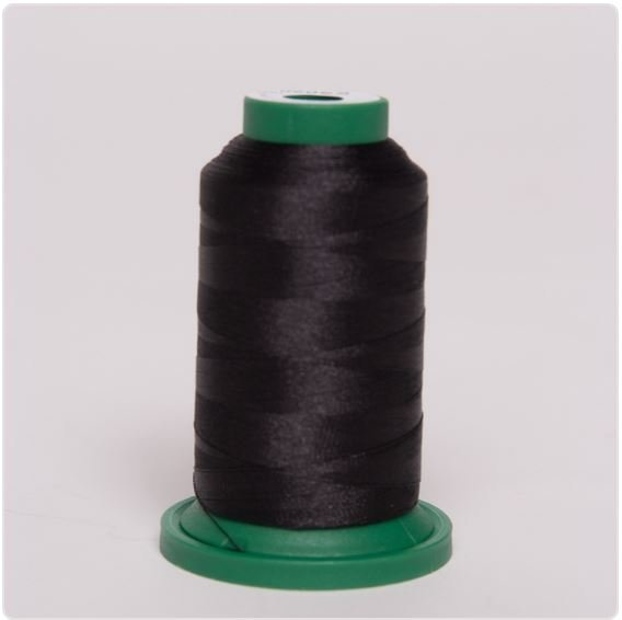 Black Exquisite Embroidery Thread ES020