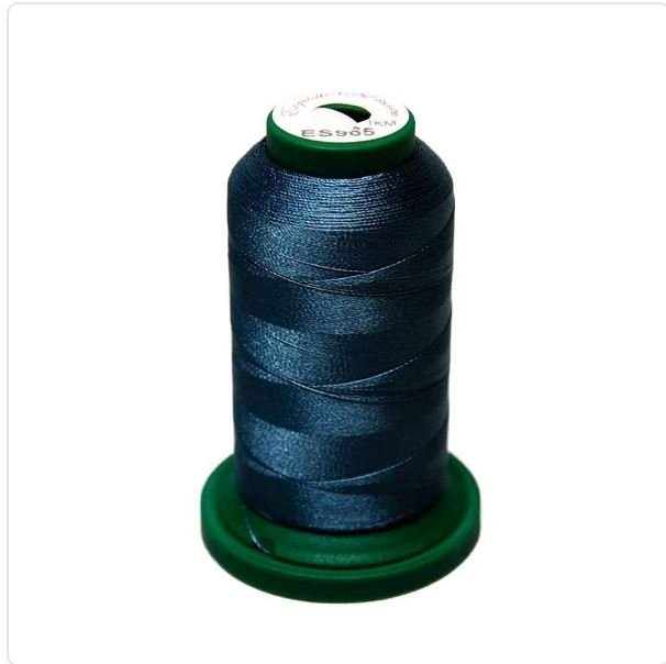 Blue Mist Exquisite Embroidery Thread ES965