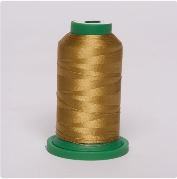 Bright Gold Exquisite Embroidery Thread ES842