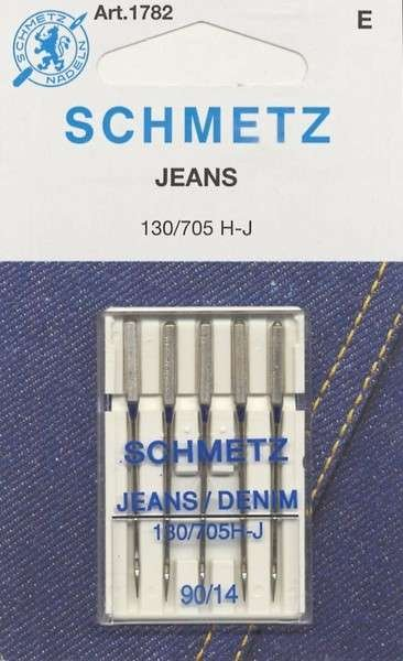 Schmetz Denim 5pk sz1490
