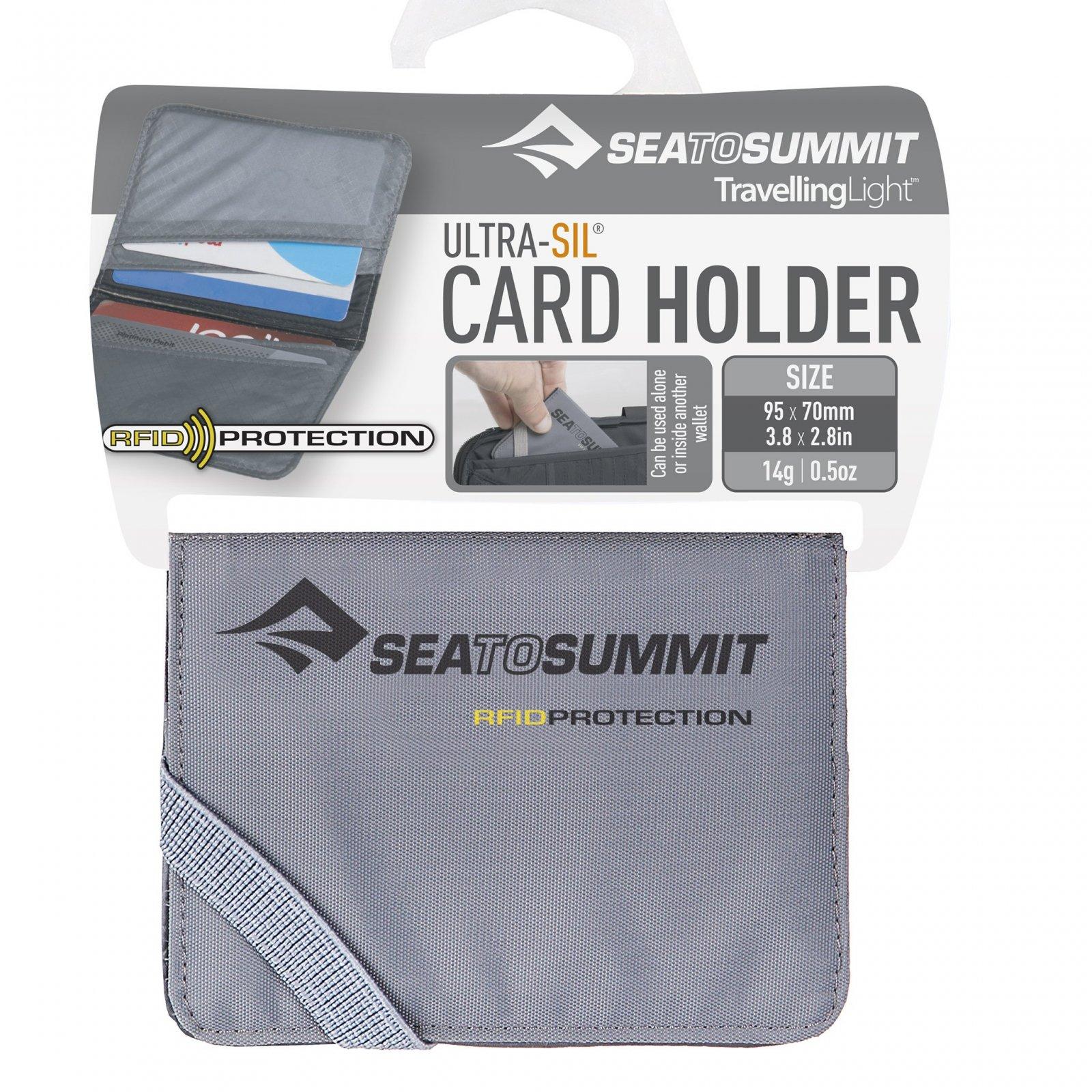 Trav Light Card Holder RFID