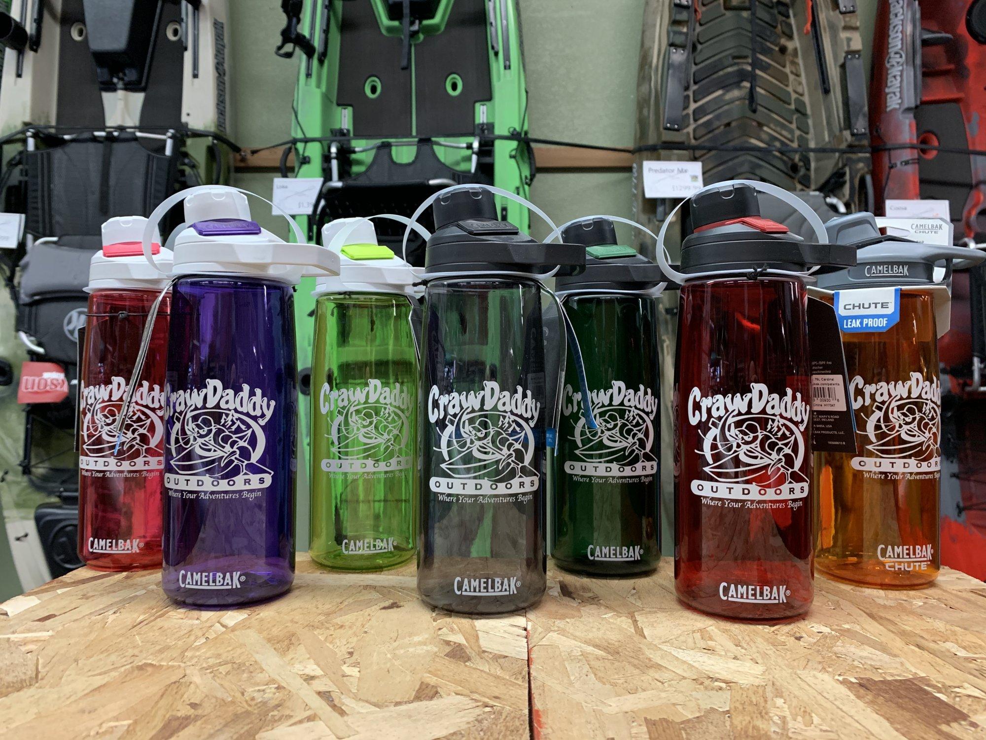 Camelbak Chute CDO Logo Bottle