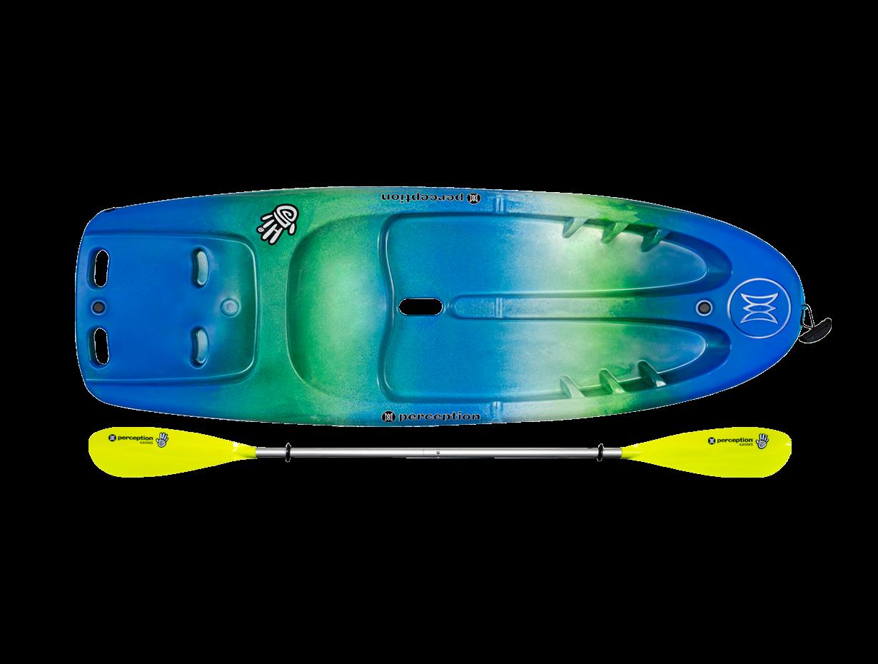 Hi Five w/ Paddle