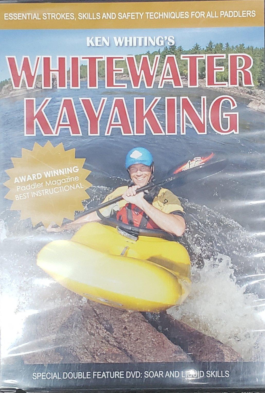 Whitewater Kayaking Ken Whiting