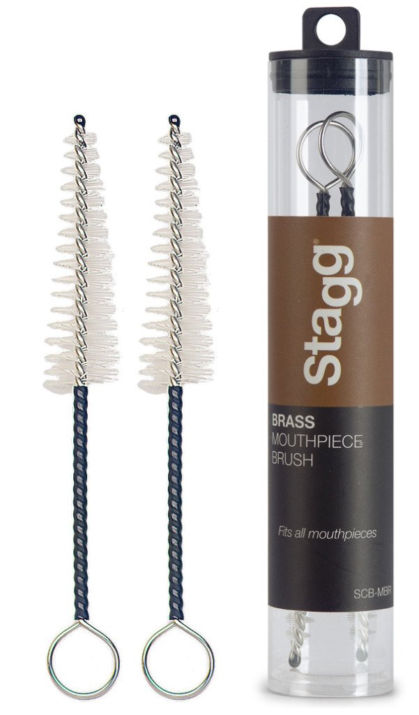 Stagg Brass Mouthpiece Brush