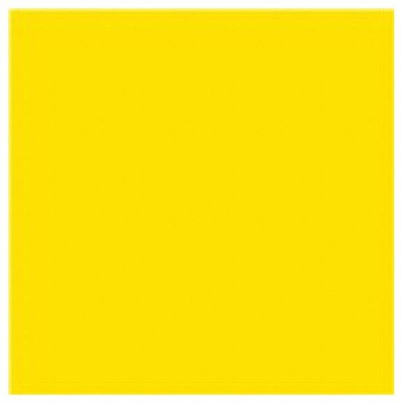 Gel Sheet 244-101 10 x 10  Yellow
