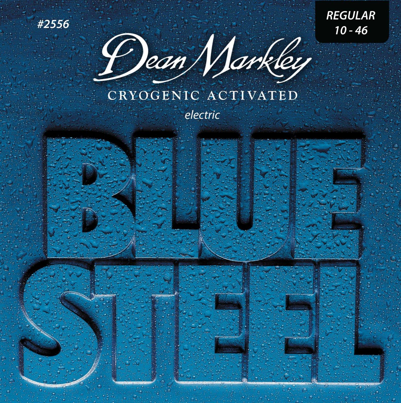 Dean Markley Blue Steel 10-46 Electric Guitar Strings