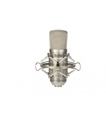 On- Stage AS800 Large Diaphragm Category FET Condenser Microphone