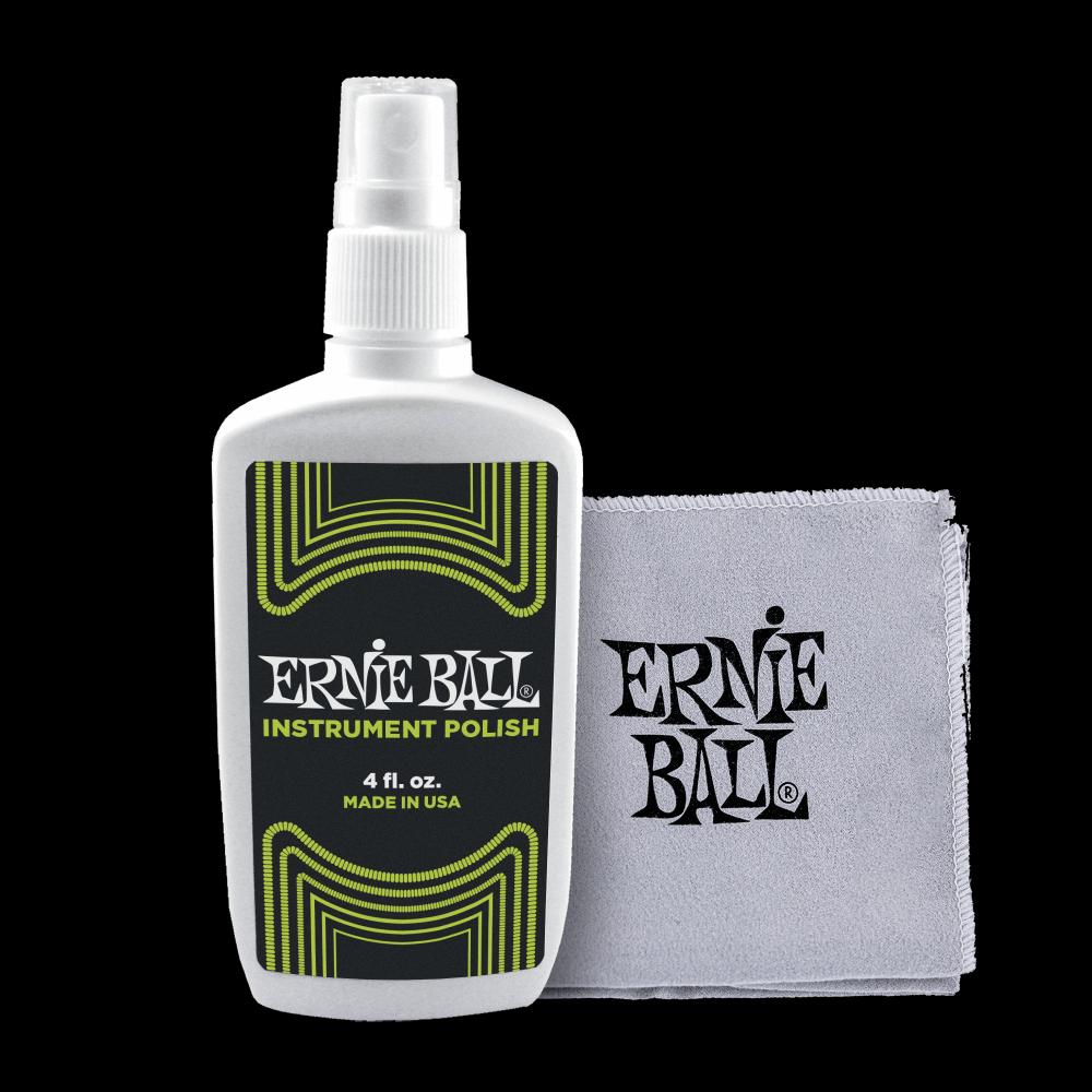 Ernie Ball 4222 Guitar Polish with Cloth