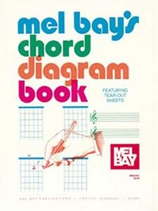 Mel Bay's Chord Diagram Book