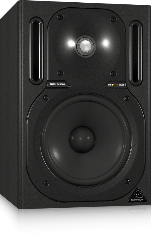 (SOLD AS PAIR) Behringer B2030A High-Resolution, Active 2-Way Reference Studio Monitors
