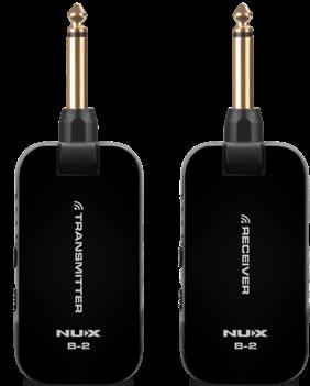 NUX B2BK Digital Guitar Wireless System