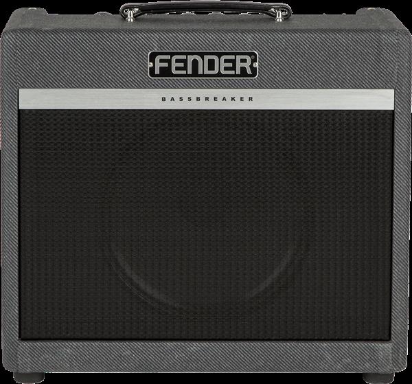 Fender Bassbreaker 15 Tube Guitar Combo Amplifier