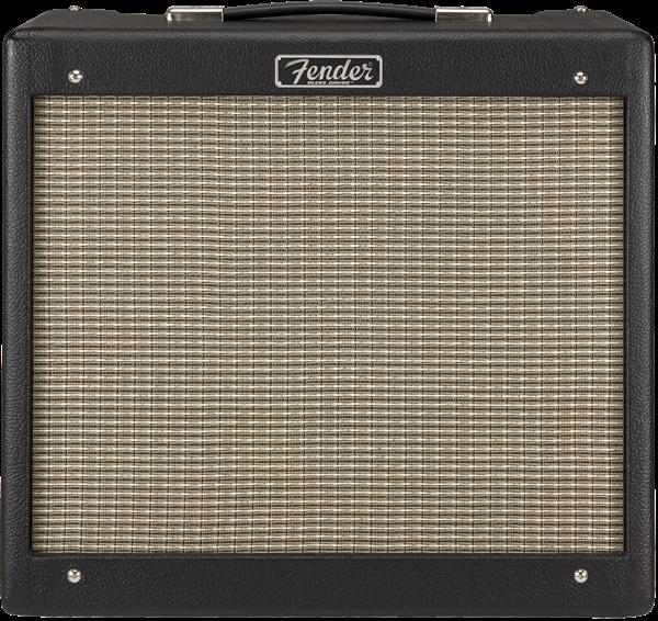 Fender Blues Jr IV, Black