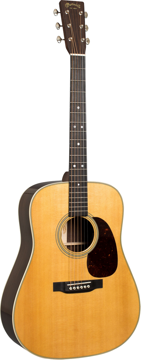 Martin D28 Dreadnought Acoustic Guitar