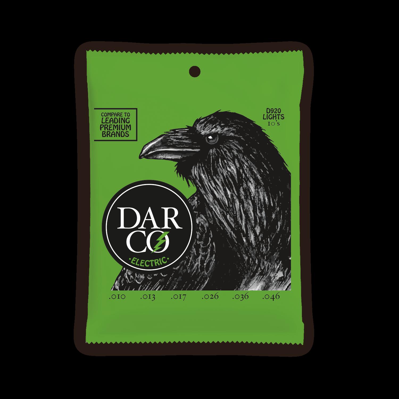 Darco D920 Electric Guitar Strings 10-46