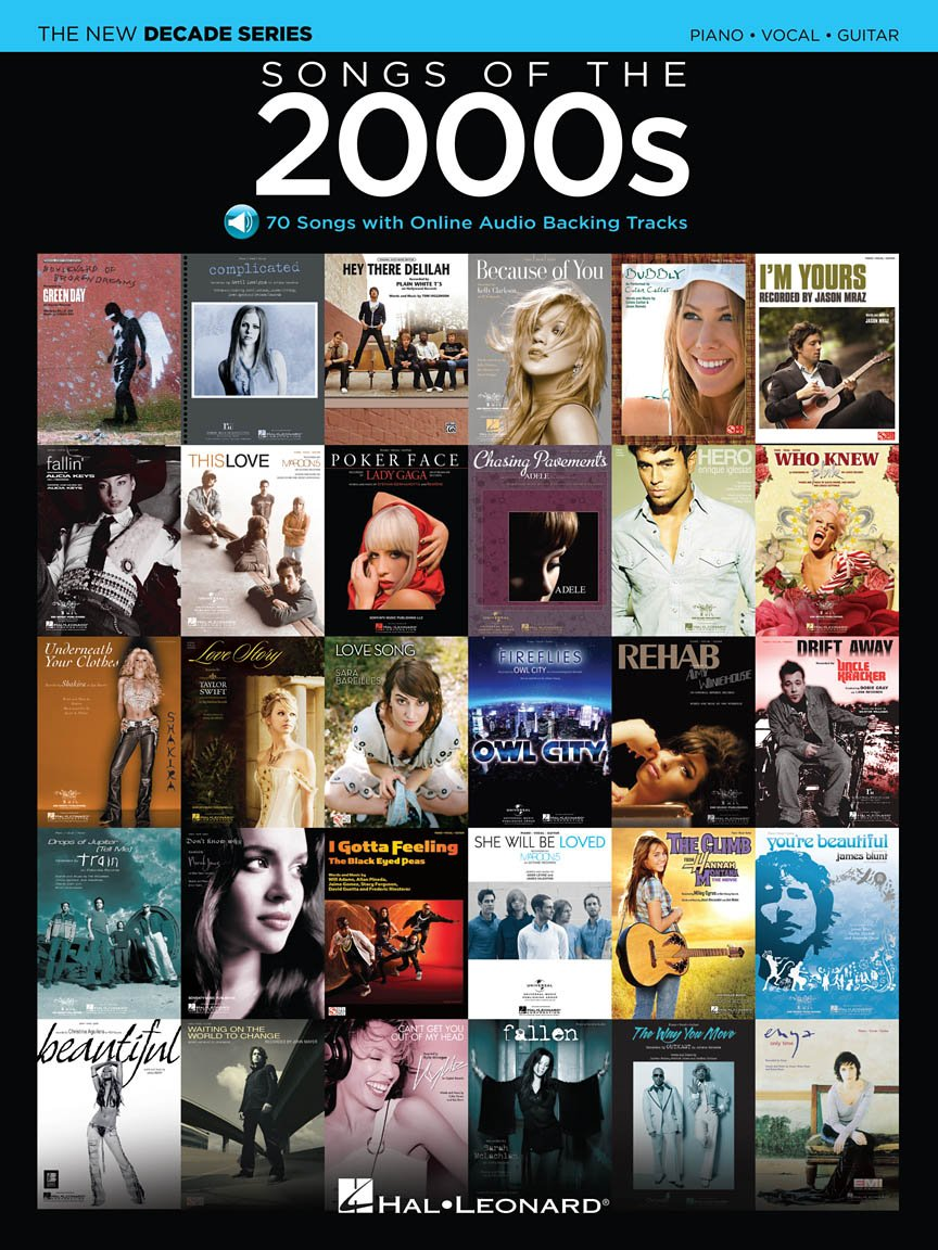 Songs of the 2000s Decade Series
