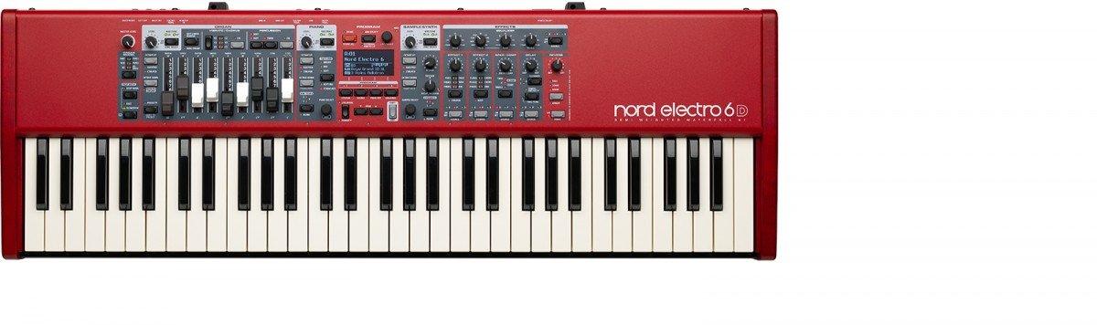 Nord Electro 6D 61 Key Synthesizer