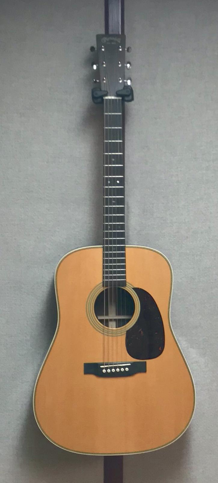 Used Martin HD-28E Acoustic Guitar w/HSC