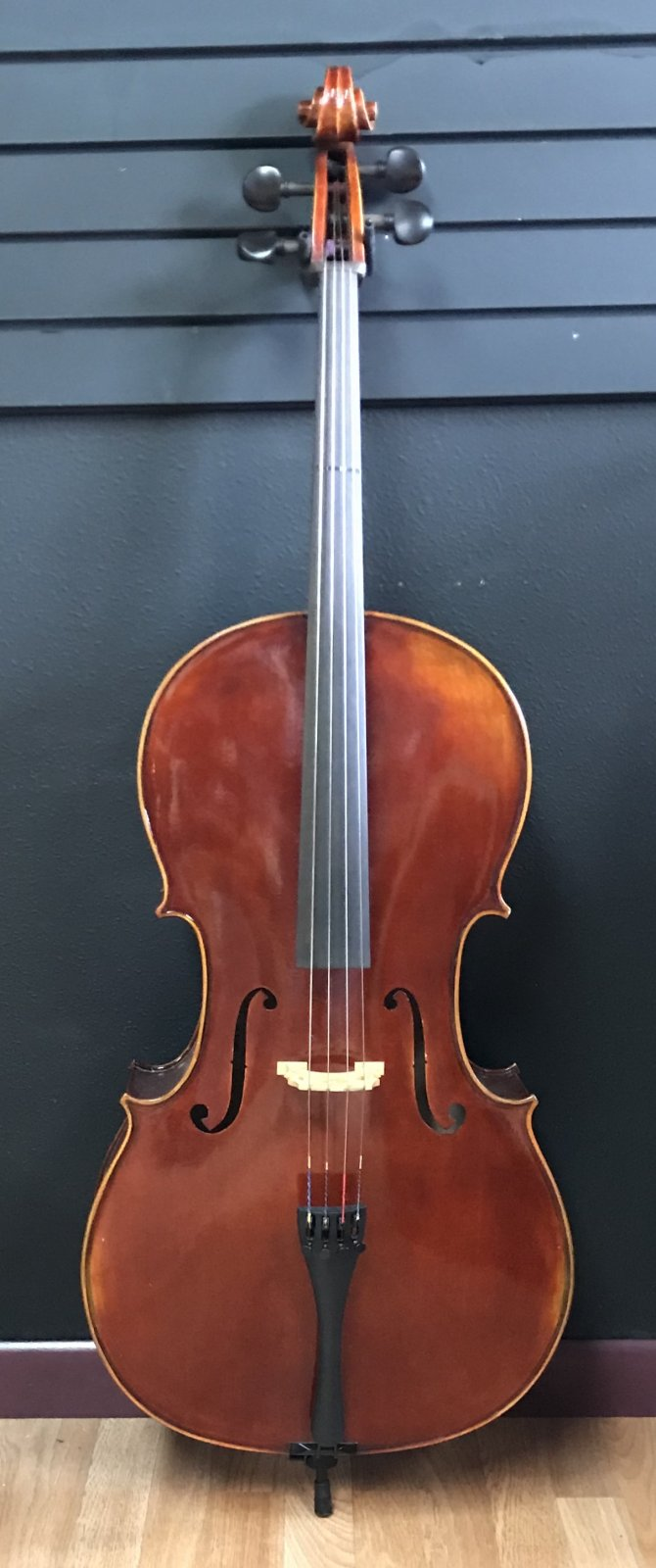 Used H. Luger C400 2014 Stradivarius Cello