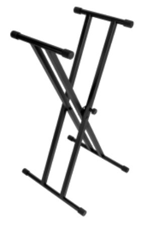 On-Stage KS7191 Double X Keyboard Stand