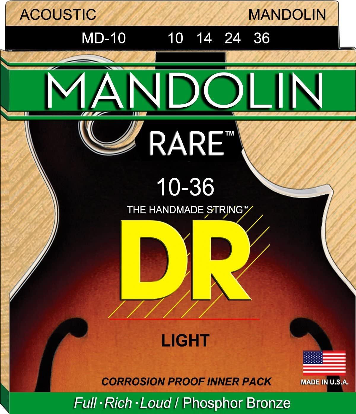 MD-10 Rare DR Strings 10-36