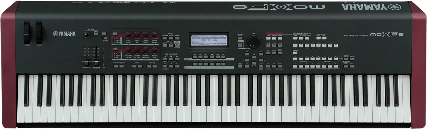 YAMAHA MOXF8 Synthesizer (Open Box)