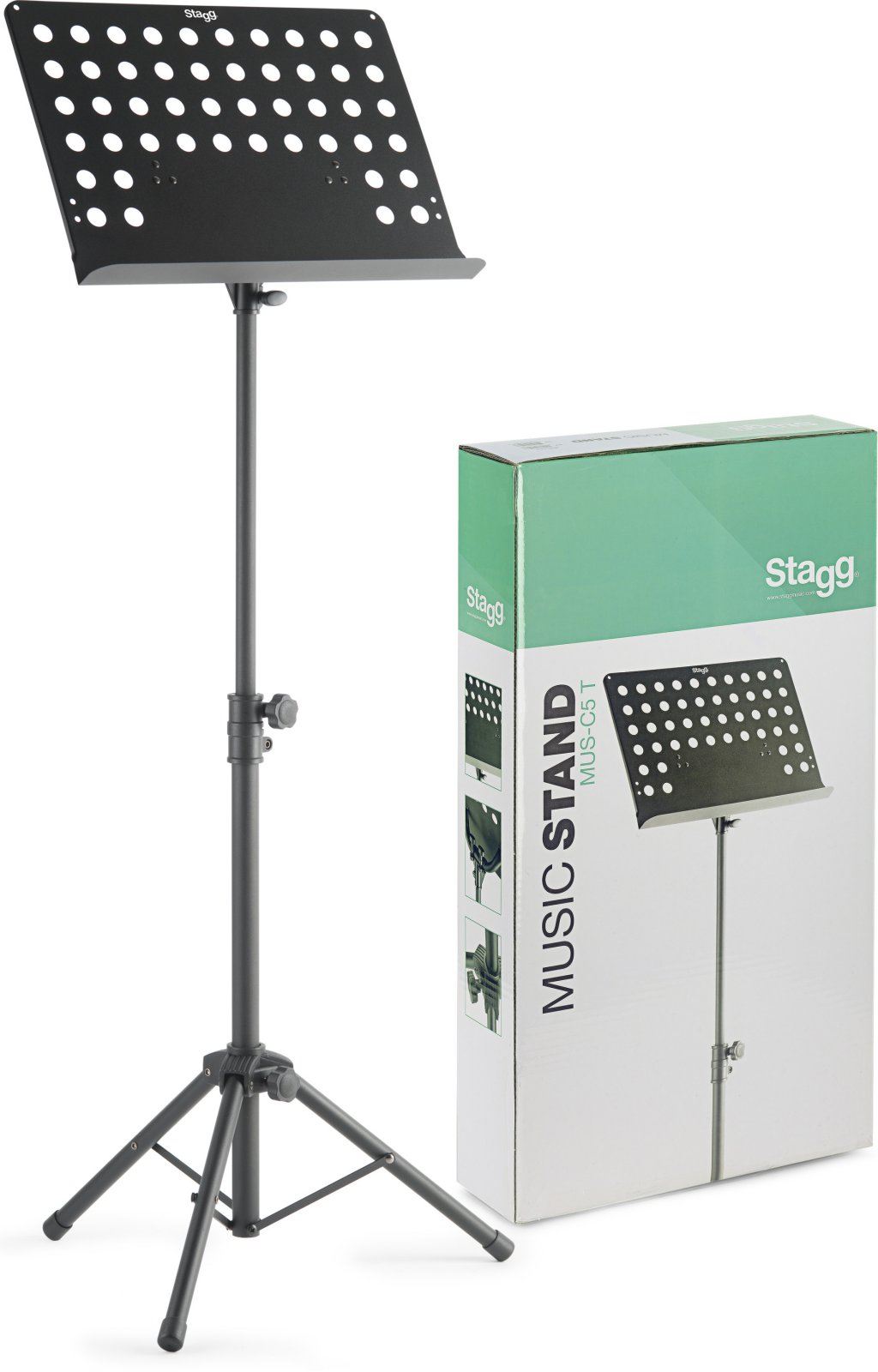 Stagg MUS-C5T Orchestra Music Stand
