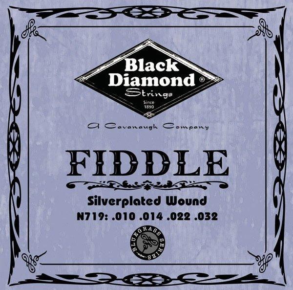 Black Diamond Fiddle Strings
