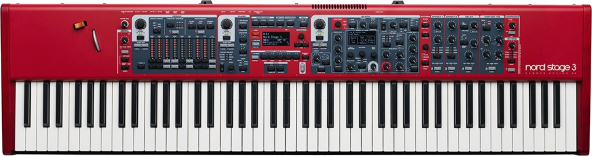Nord Stage 3 88-note Weighted Hammer Action Keyboard
