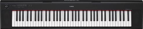 Yamaha Piaggero NP32, 76-Key Keyboard