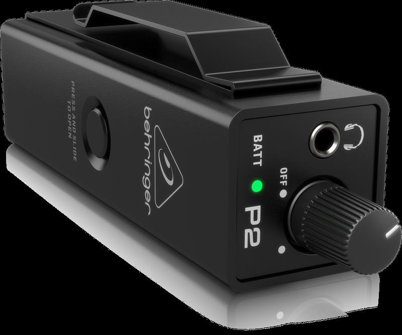 Behringer P2 Powerplay In-Ear Monitor Amp