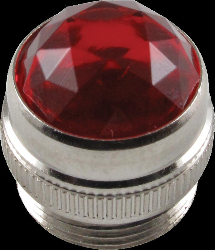 Fender Style Amp Jewel, Red