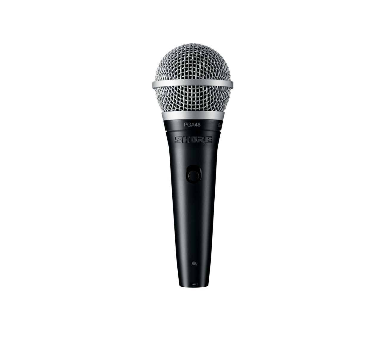 Shure PGA48-XLR Vocal Mic with XLR Cable