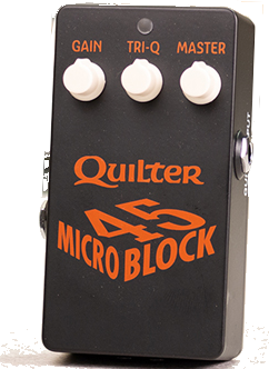 Quilter Microblock45 Pedalboard Guitar Amp Head