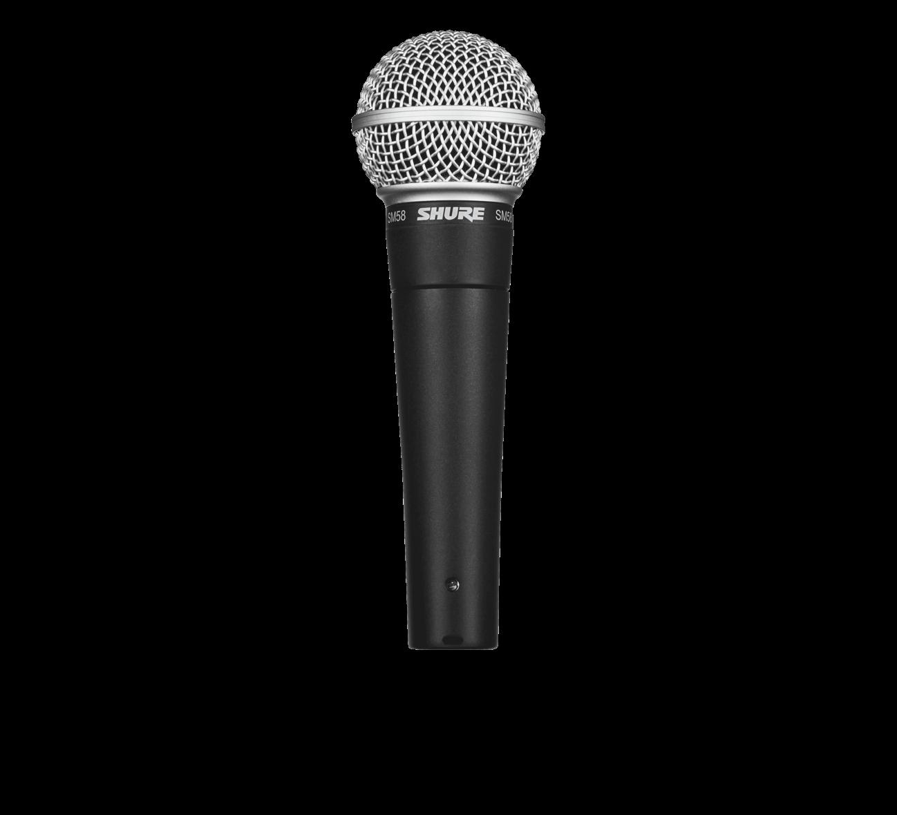 Shure SM58-LC Handheld Microphone
