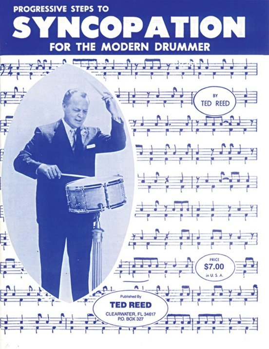 PROGRESSIVE STEPS TO SYNCOPATION FOR THE MODERN DRUMMER REED