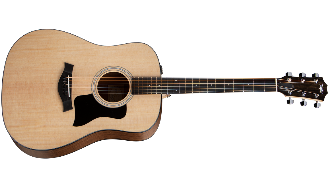Taylor 110E Dreadnought Acoustic-Electric with Bag