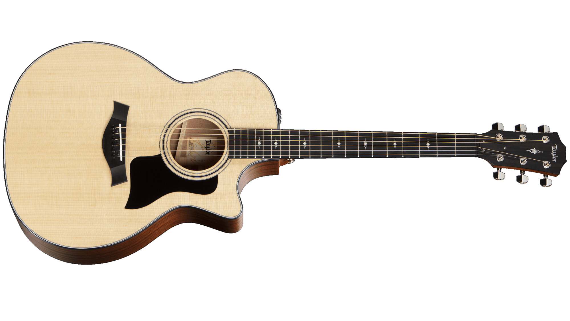Taylor 314CE Acoustic-Electric Guitar with Case