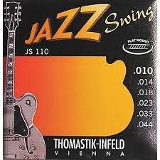 Thomastik-Infeld Flatwound Electric Guitar Strings 10-44