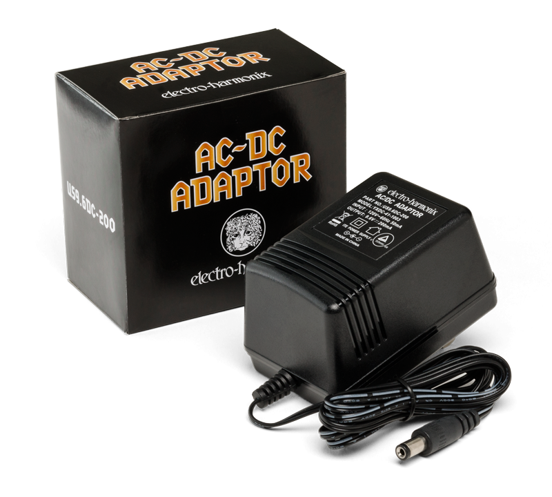 Electro-Harmonix US9.6DC-200 9.6V Power Supply for Pedals