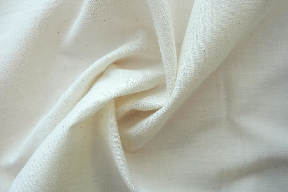 Quilters Muslin - Natural Seeded