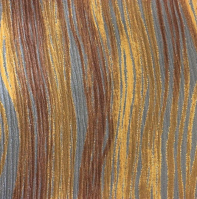 Crinkle pure silks in autumnal tones, gold/olive/gray/brown