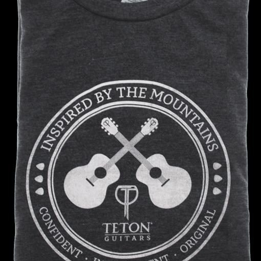 Teton Stone Gray XL T-Shirt