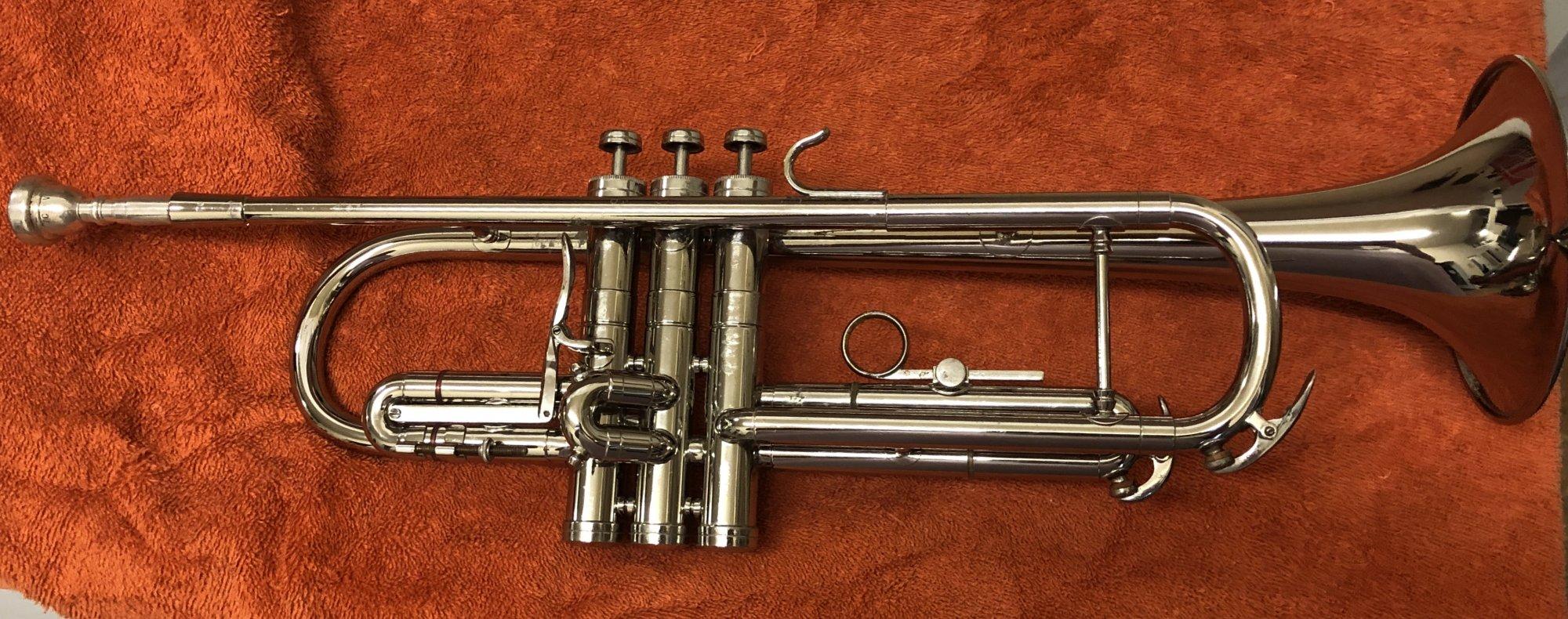 CG CONN Connstellation Elkhart 38B Trumpet