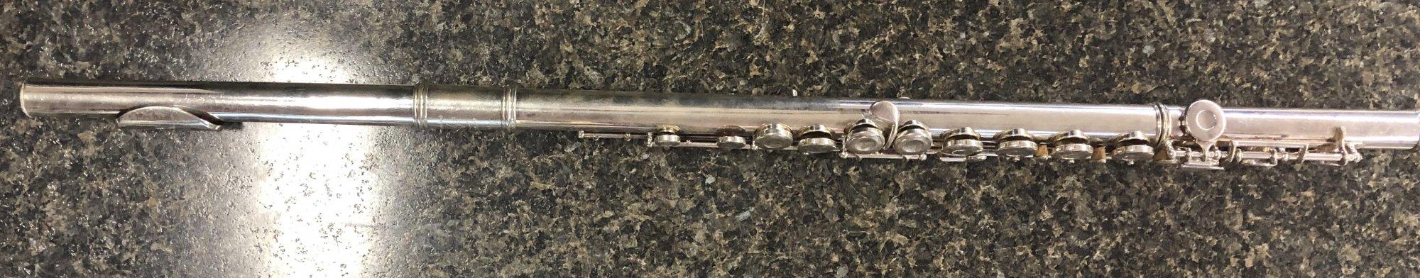 Gemeinhardt Flute 22SP G30736