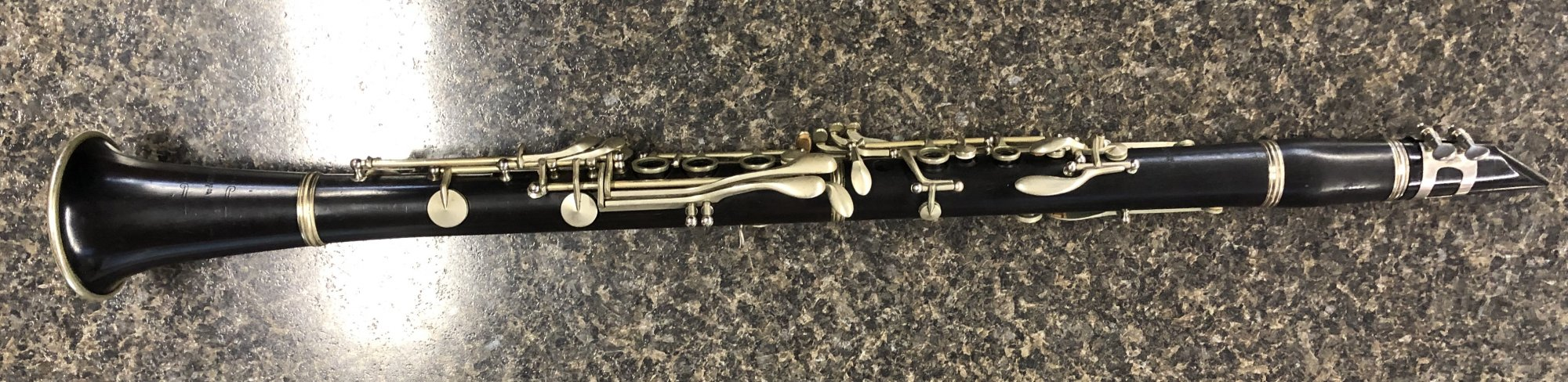 Woodwind Co Clarinet 1950s Wood